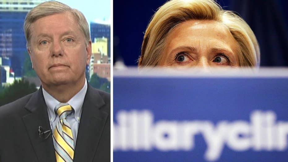 Sen. Graham: Clinton Foundation deserves an outside look