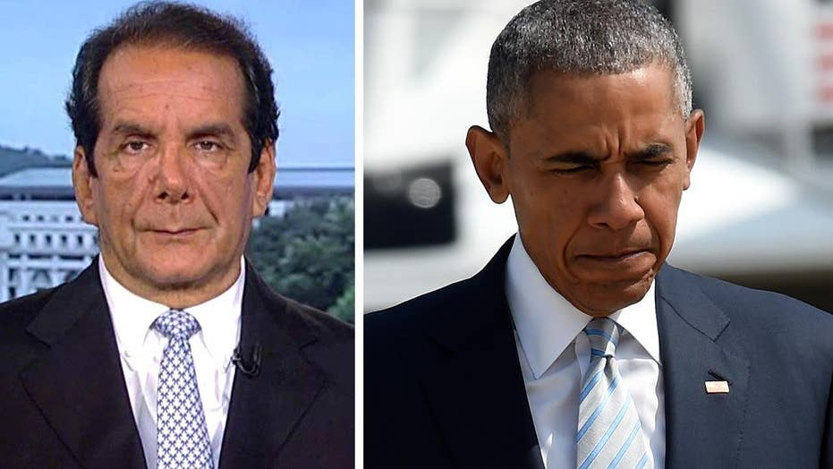 Krauthammer on Obama Administration Iran Payment