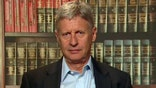 Libertarian presidential candidate good government is being honest and doing the best for people