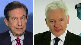 'Fox News Sunday' anchor finds the possibility that WikiLeaks will play a role in the U.S. presidential election 'distasteful'