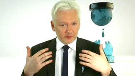 Assange slams 'incredible politicization' of media covering campaign