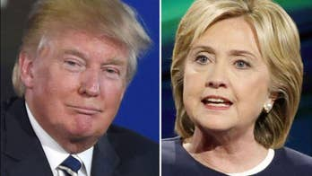 Hillary hit Trump on the support he receives from the movement; Jennifer Griffin explains on 'Special Report'