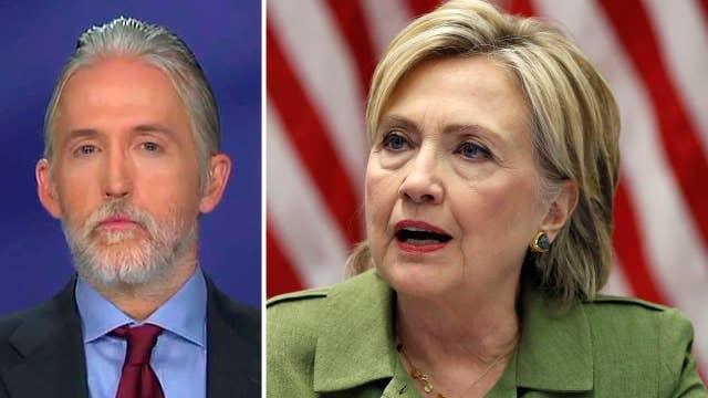Rep. Gowdy: Hillary Clinton is a 'habitual, serial liar'