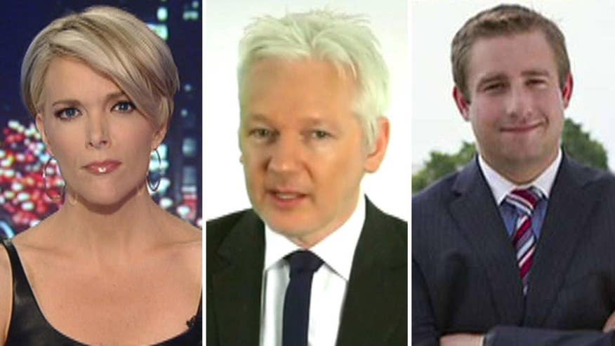Megyn Kelly asks Julian Assange why he's so interested in Seth Rich's killer. Watch the full interview on Thursday, August 25 -- only on 'The Kelly File'