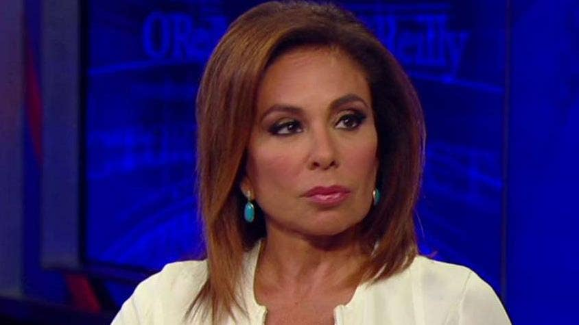 Judge Jeanine Pirro weighs in on the Republican presidential nominee and campaign 2016 on 'The O'Reilly Factor'