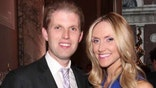 Son and daughter-in-law of GOP presidential nominee Donald Trump sit down with Ainsley Earhardt of 'Fox & Friends'