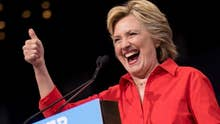 Hillary Clinton cracks 50 percent in new national poll