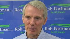 The incumbent Republican is trying to keep his job by separating himself from his party's nominee; Mike Tobin has the story for 'Special Report'