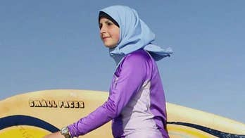 Don't be fooled, the burkini has nothing to do with Islam or faith