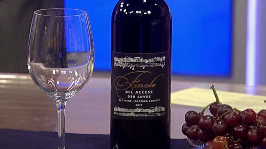 Former Fox News correspondent and wine aficionado Jim Angle explains