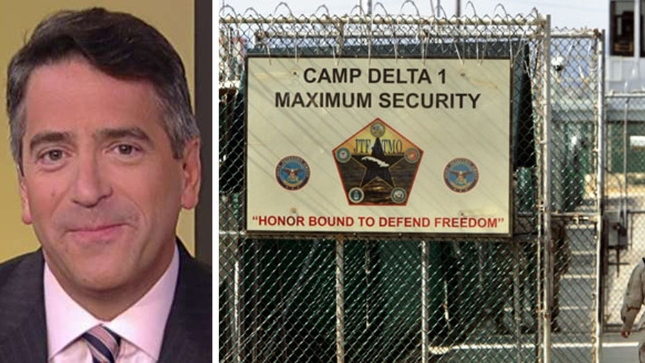 James Rosen on 'irresponsible' aspects of closing down Gitmo