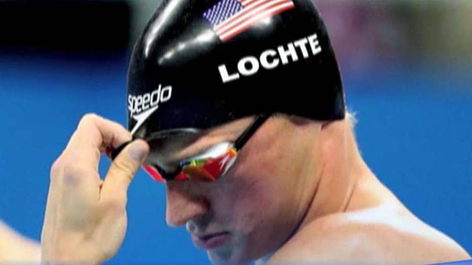 Rio police charge Ryan Lochte with filing false report