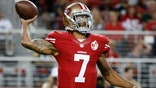 San Francisco 49ers' Colin Kaepernick says he remained seated because the country 'oppresses black people'