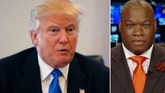 Pastor Mark Burns shares his support for the Republican candidate on 'America's News HQ'