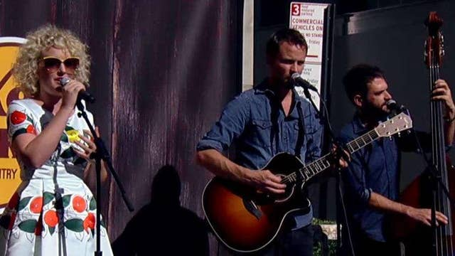 Singer-songwriter Cam performs 'Village'