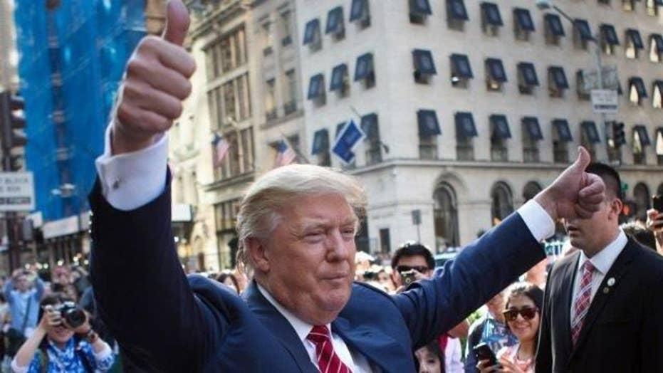 Media ignoring attacks on Trump supporters?
