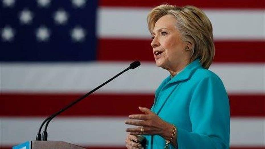 Clinton laughs off upcoming release of new emails