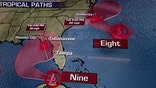 Storm intensifies as it closes in on Gulf of Mexico