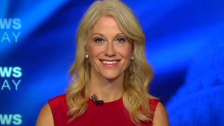 Kellyanne Conway on alt-right, keeping Trump on message