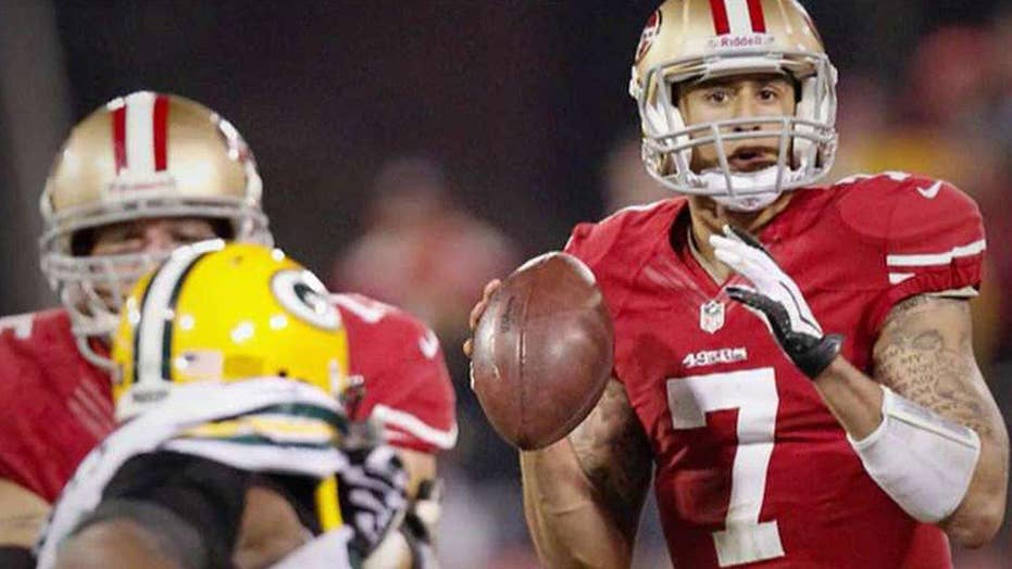 49ers QB says he wanted to raise awareness of racial issues