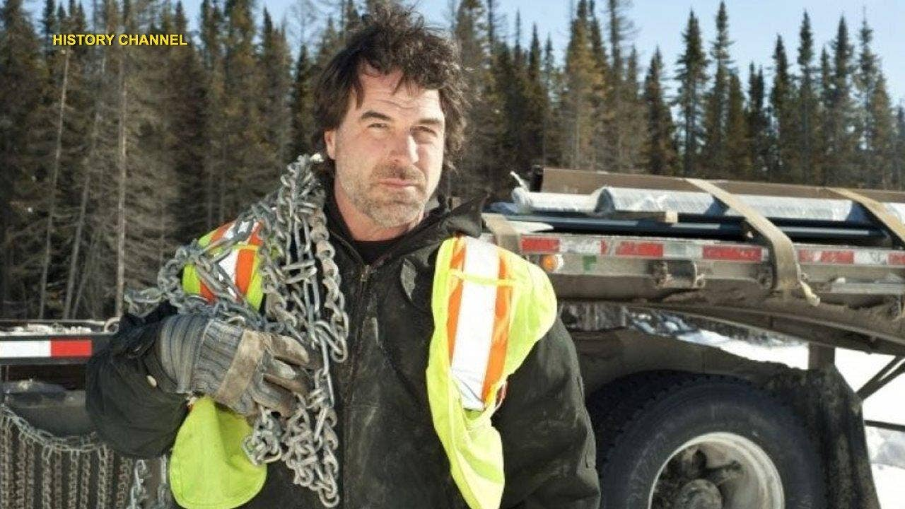 'Ice Road Truckers' star Darrell Ward dead at 52