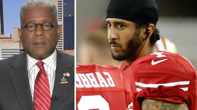 Allen West: '1 percenter' Kaepernick should apologize