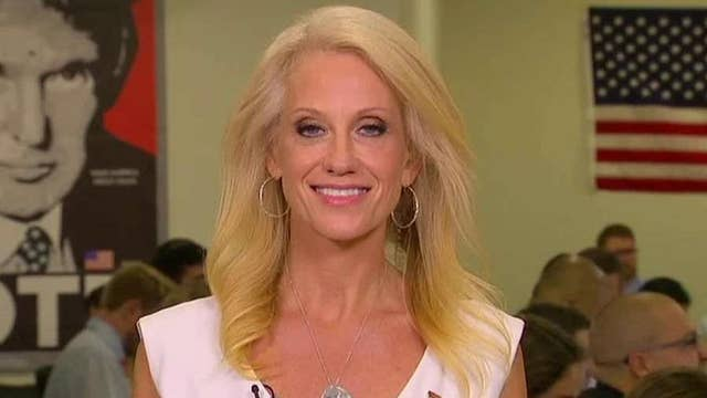 Kellyanne Conway: Trump brings message directly to voters