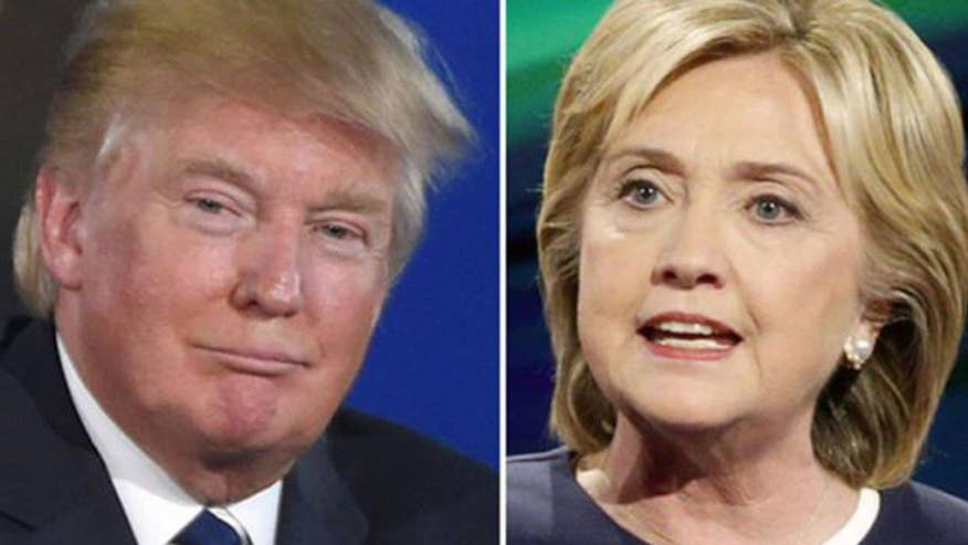 Senior aides call Trump a formidable adversary as Hillary gets prepares for the debates; Mike Emanuel explains on 'Special Report'