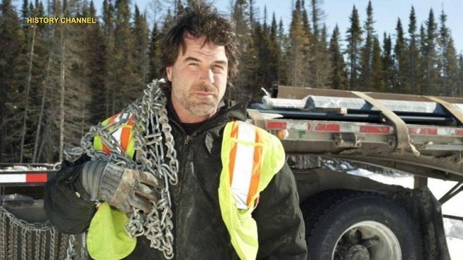 'Ice Road Truckers' star dead
