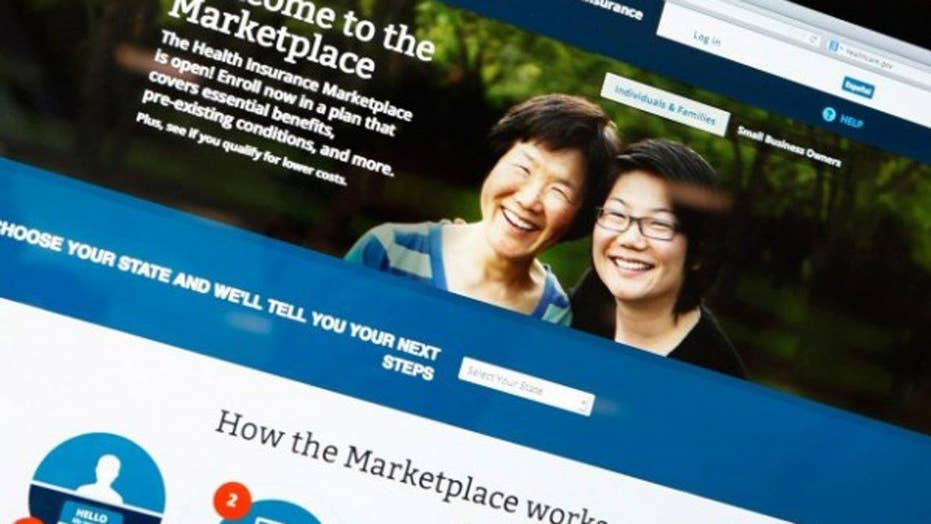 ObamaCare exchange enrollments fall short of projections