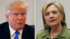 Clinton campaign digging for ways to trip up Trump at debate