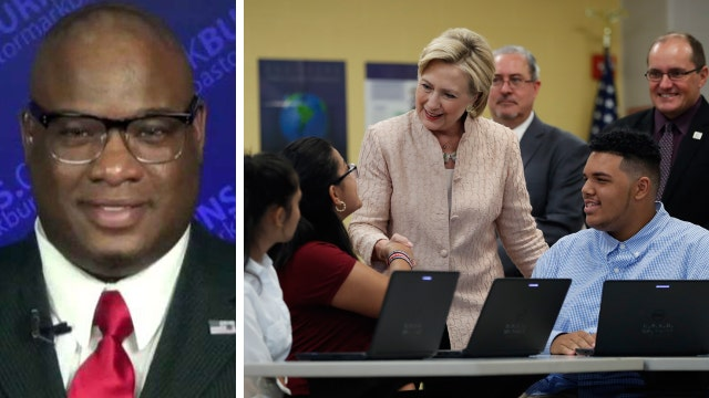Pro-Trump pastor: Clinton, Dems pander to black community