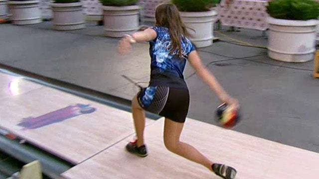 On a roll: Pros offer tips for better bowling
