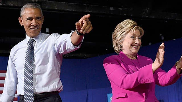 President Obama notably absent from campaign trail