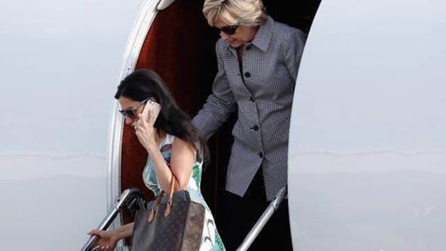 Emails shed light on Huma involvement in Clinton Foundation