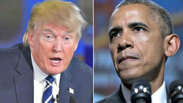 How does Trump compare to Obama on immigration?