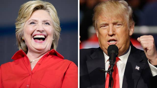 Poll: Clinton leads Trump by 7 points, but gap is narrowing