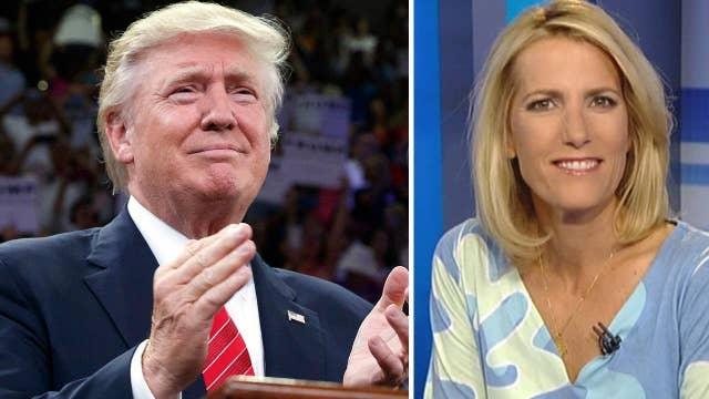 Inside Trump's debate preparation with Laura Ingraham