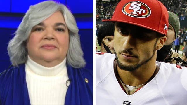 One Gold Star mother's message to Kaepernick