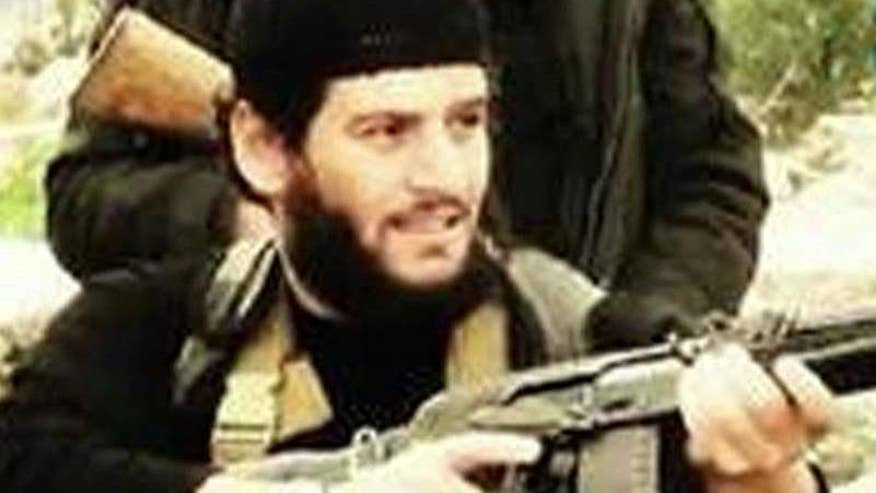 Shaykh Abu Muhammad al-Adnani was the subject of a $5 million State Department reward