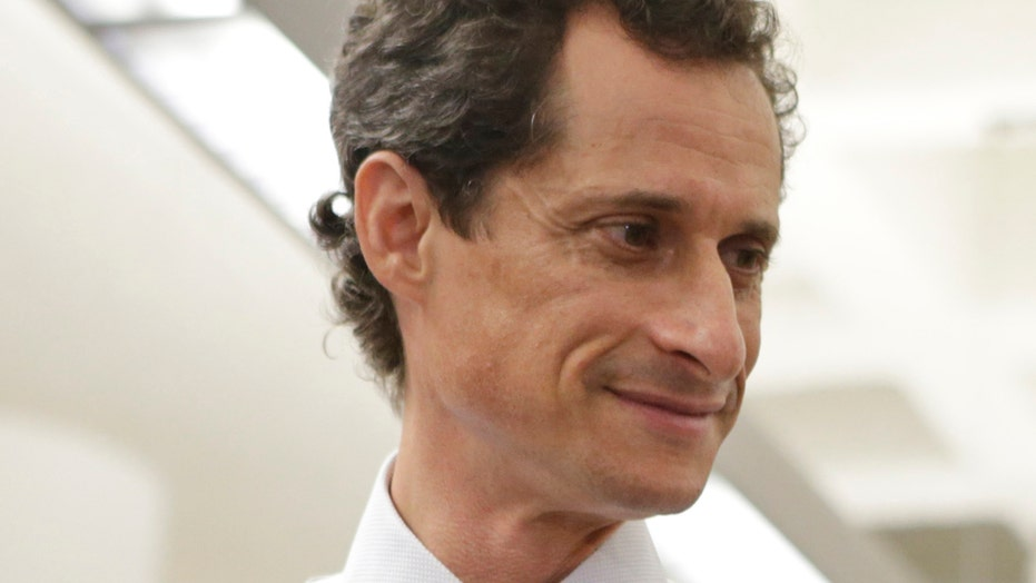Halftime Report: Weiner's latest scandal