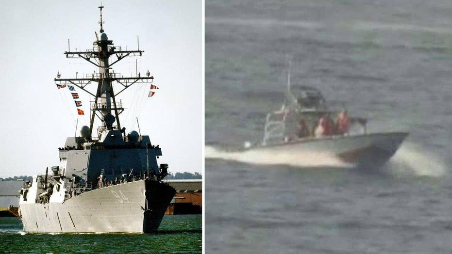 Dangerous confrontations between US, Iran ships soar