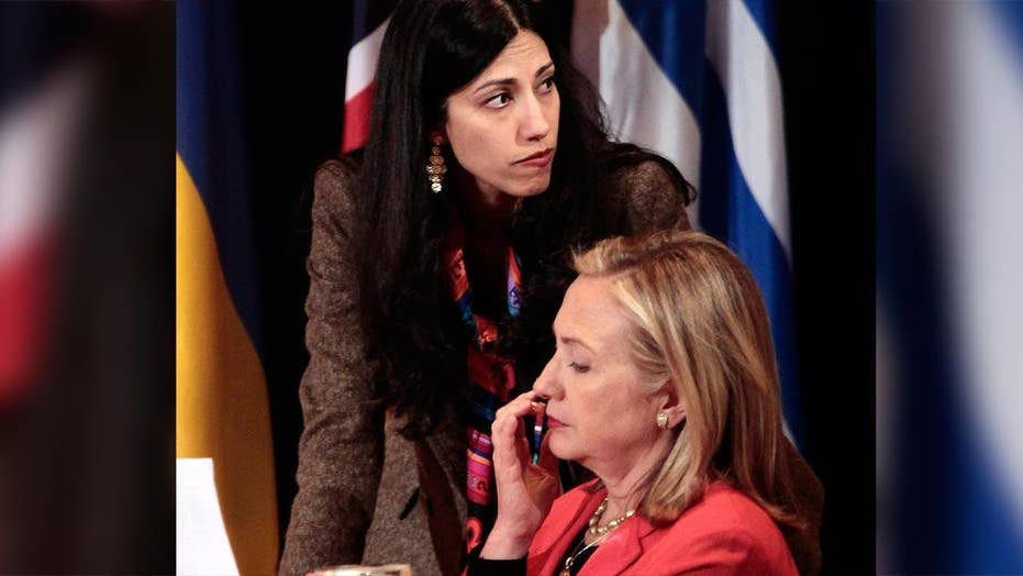 Huma's warnings damaging to Clinton in new emails