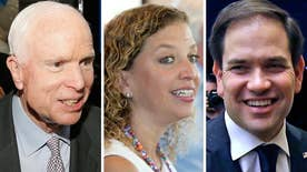 Political panel reviews Rubio, Wasserman Schultz and McCain primary races