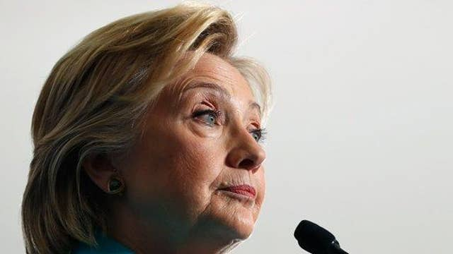 How low will Clinton go? Hits record low in new poll