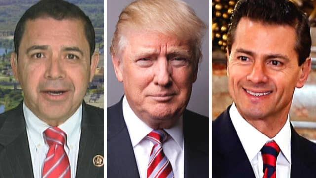 Rep. Cuellar: Mexico meeting is 'no-win situation' for Trump