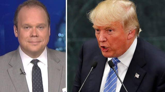 Stirewalt: Mexico trip good for Trump's 'Labor Day reboot'