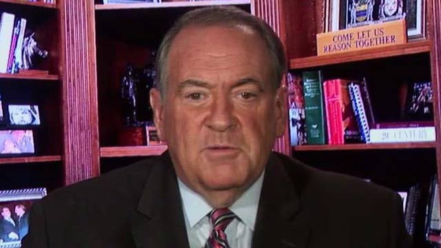 Mike Huckabee breaks down Trump's immigration speech