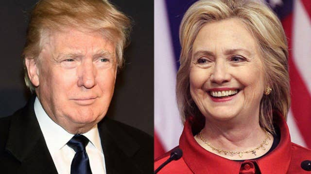 Comparing the immigration policies of Trump and Clinton