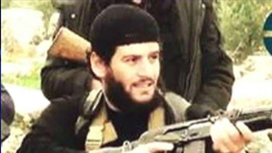 ISIS announces death of spokesman Abu Muhammad al-Adnani